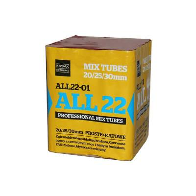 ALL22-01 ALL22 Mix Tubes