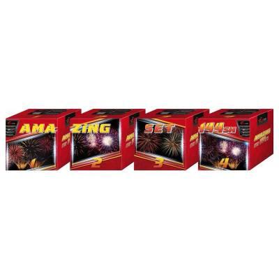PXS301 Amazin Set Fajerwerki