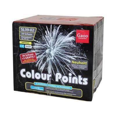Wyrzutnia SL39-02 Colour Points