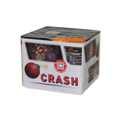 Wyrzutnia PXB2120 crash