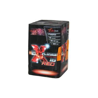 Wyrzutnia PXB2103 eXplosion16 red