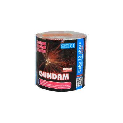 Wyrzutnia FS12-02 Gundam