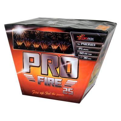 PXB3503 Pro Fire Orange