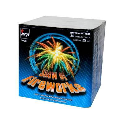 JW98 Show of Fireworks