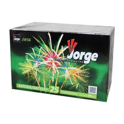 JW56 Show of Fireworks