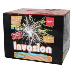 Wyrzutnia SL50-03 Invasion