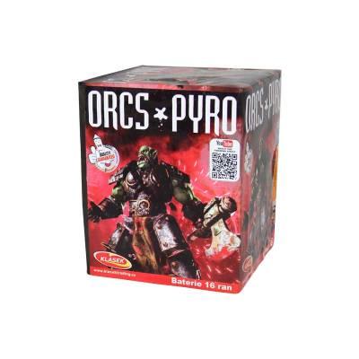 Wyrzutnia C163A Orcs Pyro