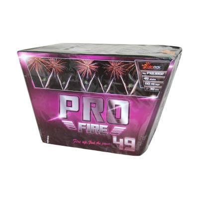 Wyrzutnia PXB3802 Pro Fire Purple