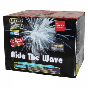 wyrzutnia sl50-02 ride the wave