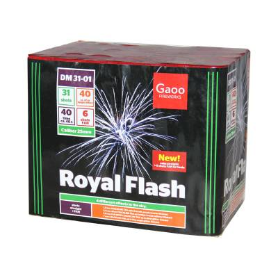 wyrzutnia dm31-01 royal flash