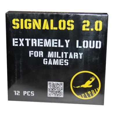 Petardy X1X signalos