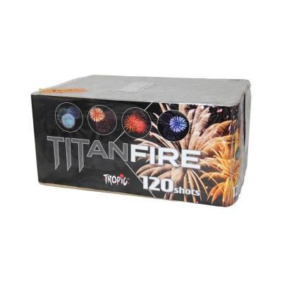 wyrzutnia tb85 titan fire
