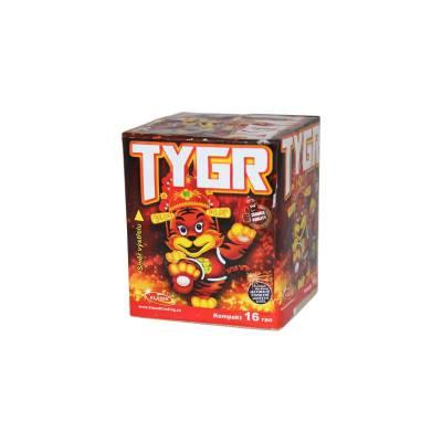 Wyrzutnia C1620T Tygr