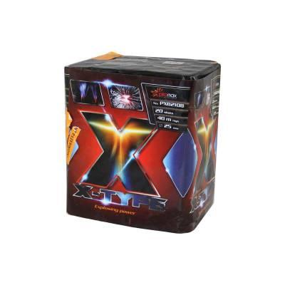 Wyrzutnia PXB2108 x-type