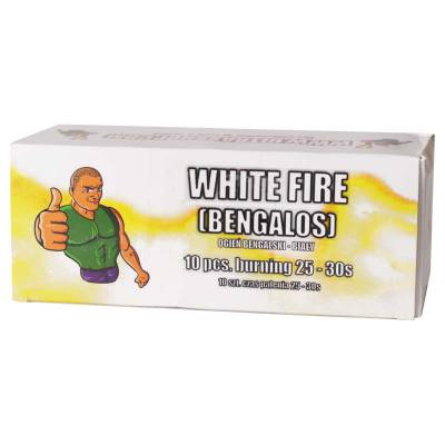 Ogień wrocławski ARK-O Biały