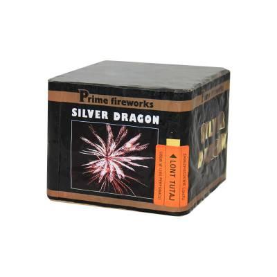 TXB389 Silver Dragon