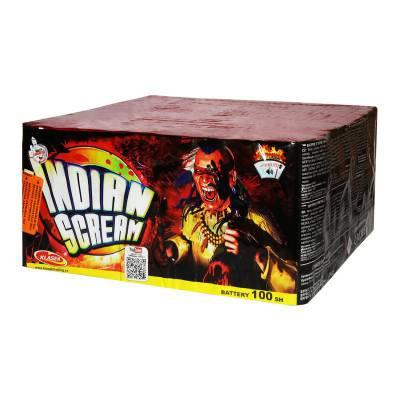 Wyrzutnia C10025I Indian Scream