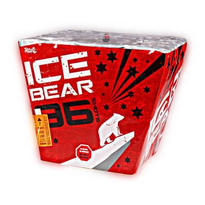 Wyrzutnia TW16 Ice Bear Red