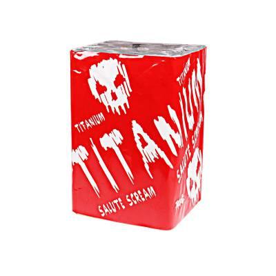 Wyrzutnia TB170 Scream Titanium Salute